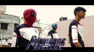 Avengers Endgame INDIAN Trailer Spoof I Drole Factory