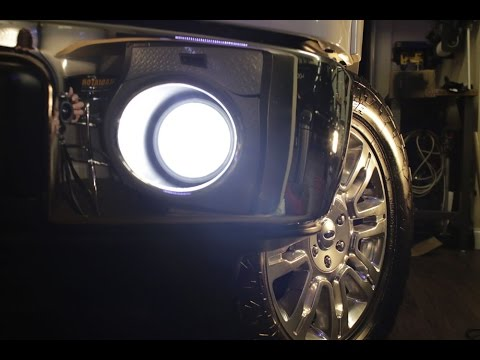 How to install Ford F150 09-14 LED Fog light bulbs.