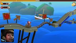 RUNNER DO PORQUINHO - Bacon Escape - GAME GRÁTIS PARA CELULAR - Gameplay em Português PT-BR