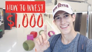 How To Invest $1,000 For Beginners