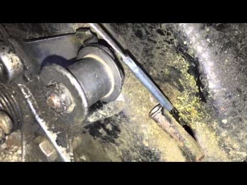 How to replace Volkswagen Bug Accelerator/Throttle cable