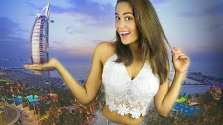 Dubai VLOG - Zabeel Saray, Burj Al Arab, Madinat, Al Qasr, Jumeirah Beach Hotel | Girly Whirly