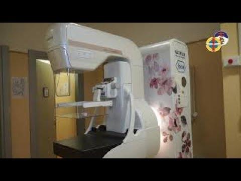 Il nuovo mammografo digitale al Santa Croce