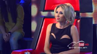 Christine vs. Aram,Could I have This Kiss Forever - The Voice Of Armenia - Battle - Season 2