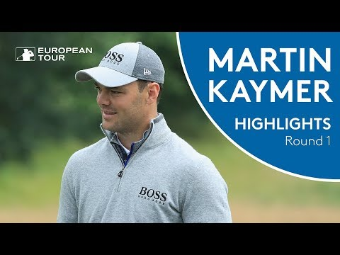 Martin Kaymer Highlights | Round 1 | 2018 BMW International Open