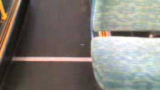 EST BUS LEYLAND LYNX H358 WWY PART 3 - Arriving at Llantwit Major and getting off bus