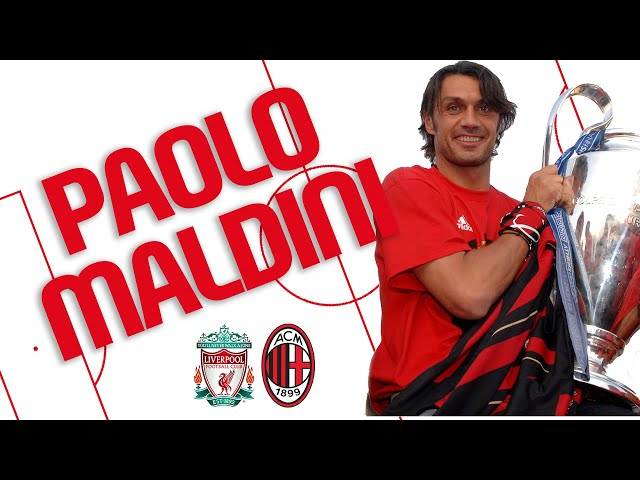 Paolo Maldini on #LiverpoolMilan and the Champions League | Interview