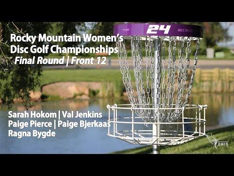 The Disc Golf Guy - Vlog #305 - S Hokom, V Jenkins, P Pierce, P Bjerkaas, R Bygde - RMWDGC R3F12