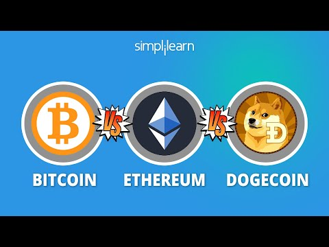 Dogecoin vs. Bitcoin : Understanding the World Of Cryptocurrency