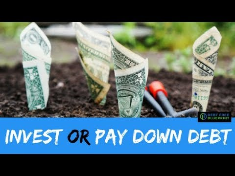 Invest Or Pay Off Debt   The Guideline