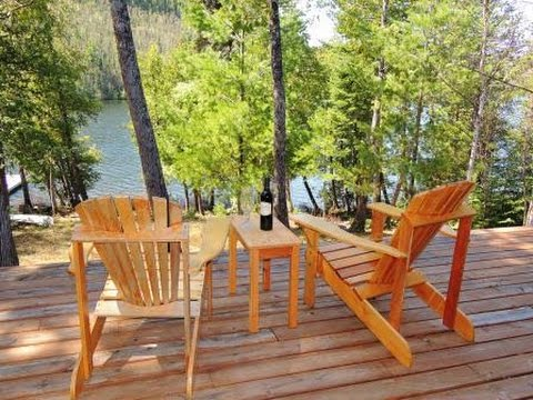 McFarland Lake Cabins For Sale!