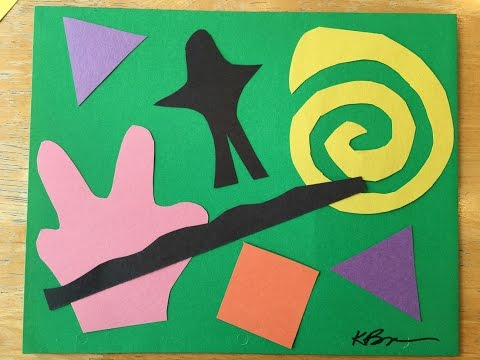 Henri Matisse for Kids - RSE Art Appreciation