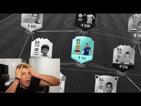 £1000 COINS vs £500,000 COINS DREAM CARD!! 🤑🤑 (FIFA 17)