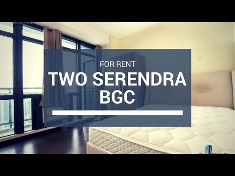 Meranti at Two Serendra BGC Condo For Lease - ₱ 60,000