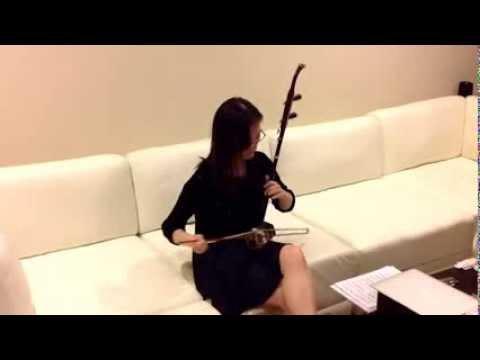 Jay Chou 青花瓷 Qinhuaci Erhu Solo