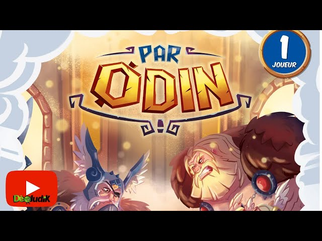 Par Odin - Présentation - Old Chap Games