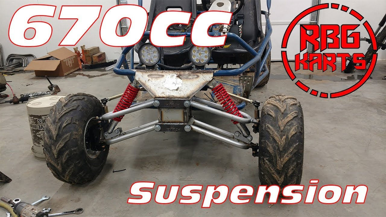 670cc Predator Off Road Go Kart Lift Kit