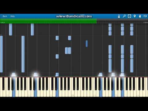 [Synthesia] Krewella - Alive (Evan Duffy)