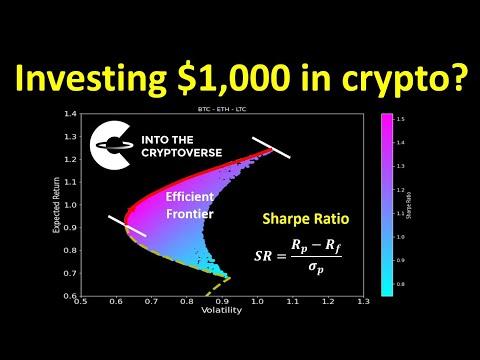 Investing $1,000 in Crypto?
