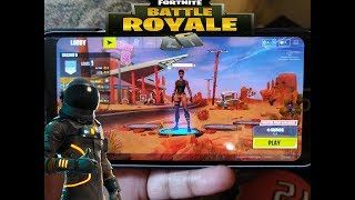 Office Fortnite Mobile|| Gameplay|| By XDA Developers|| Download Now