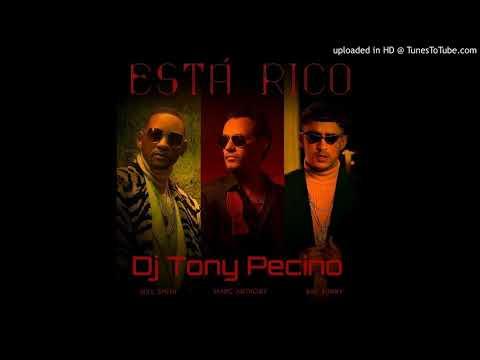 Marc Anthony, Will Smith, Bad Bunny - Está Rico - Dj Tony Pecino (Bachata Remix)