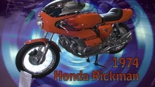 Clymer Manuals Honda 1974 CB750 Rickman Vintage Classic Antique Retro Cafe Racer Motorcycle CR750