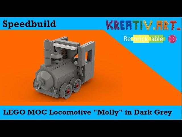LEGO® MOC Locomotive