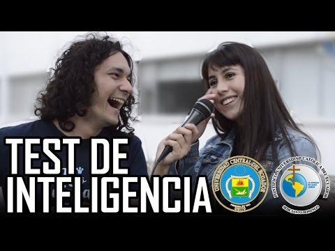 Test de inteligencia: LA CENTRAL vs LA CATÓLICA de QUITO