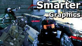 Survival of the Smartest Graphics