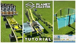 Planet Coaster Tutorial: How To Run Multiple Trains On A Coaster