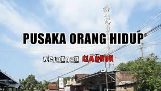 """""""PUSAKA ORANG HIDUP"""" wejangan Cak Nun"""