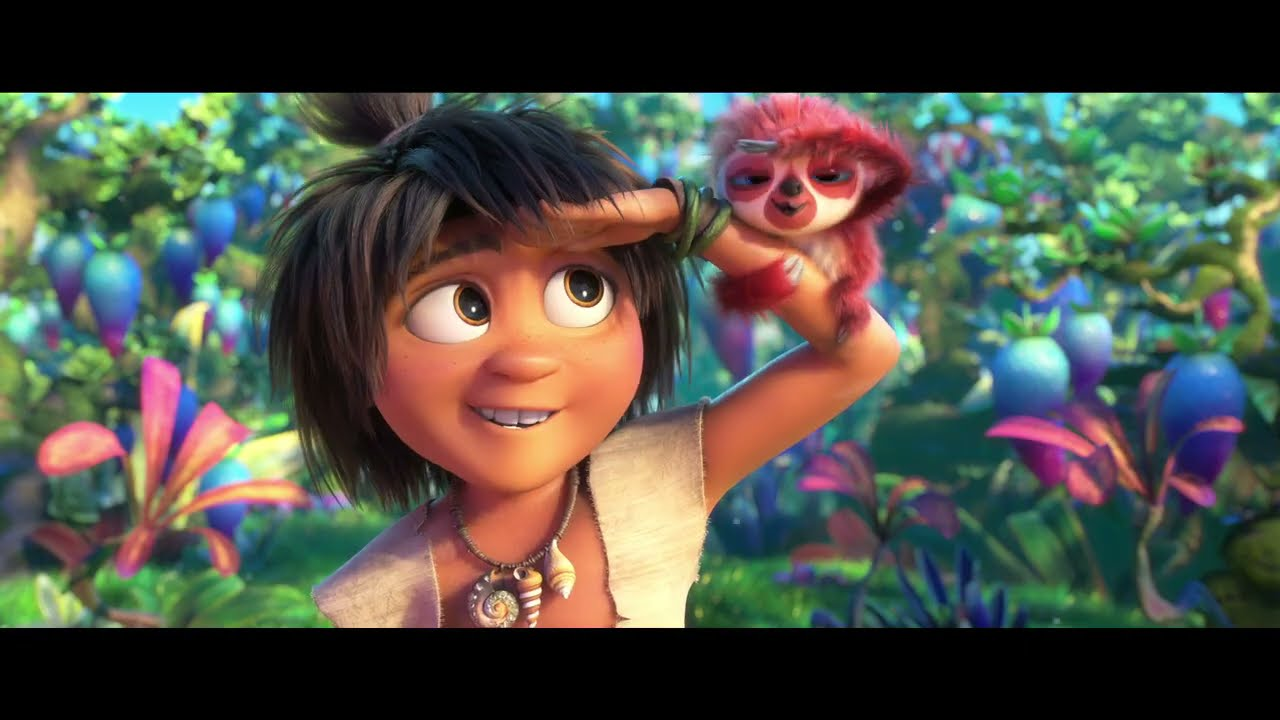 Download THE CROODS 2: A NEW AGE - Croodimals Trailer (Universal Pictures) HD