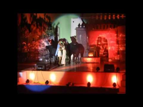 THE LEGEND OF HERCULES (STAGE PLAY 2016 ) PIT TC