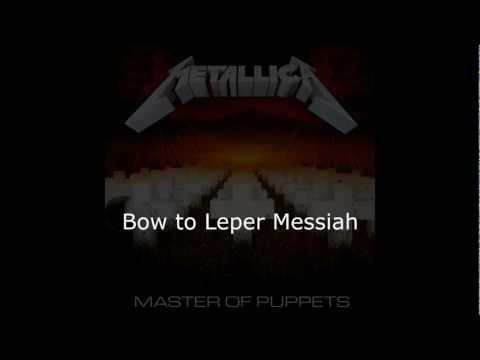 Metallica - Leper Messiah Lyrics (HD) mp3