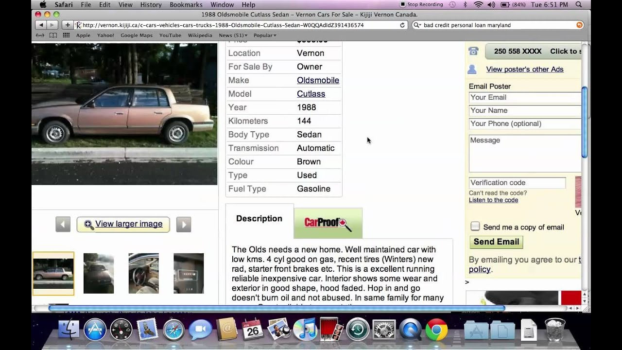 Kijiji Vernon BC - Used Cars and Trucks Under $5000 Online in July ...