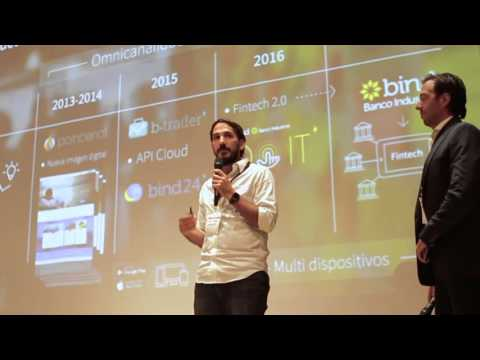 Business Case Panel, Bind. FinTechStage Buenos Aires 2015