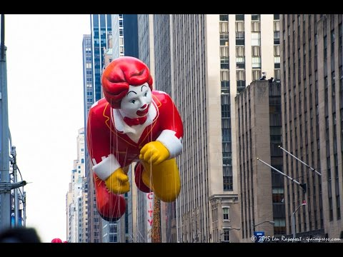 Ultimate Macy's Thanksgiving Day Parade - 2015 - 30 Minute H