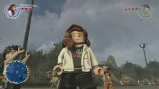 J.J. Abrams And Kathleen Kennedy In Lego Star Wars