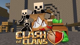 "Minecraft | Clash of Clans Nations - Ep 18! ""FARMING MASTERS"""