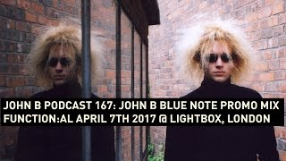 John B Podcast 167: John B Blue Note... @ www.OfficialVideos.Net