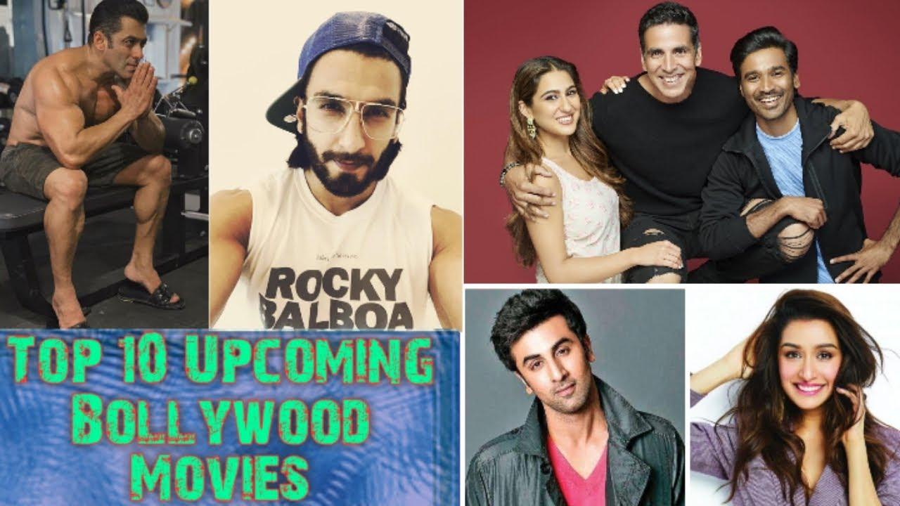 Top 10 Upcoming Bollywood Movies 2021 || Full Details ...
