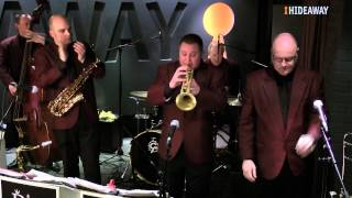 Louis Prima - Buona Sera performed by Ray Gelato & the Giants