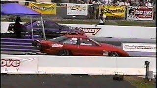 Frank Soldridge Fast Fords Probe 2000