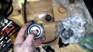 видео Замена ремня ГРМ Citroen Jumpy