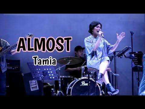 ALMOST - Tamia (Katrina Velarde at The Musichall)