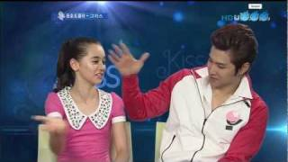[HD] The Best Thing - Kiss & Cry Montage 3 (Yuna Kim's 키스 앤 크라이 ep.4)