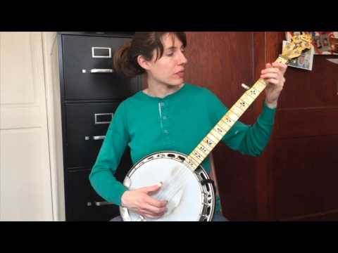 One Step Ahead Of The Blues - Excerpt from the Custom Banjo Lesson from The Murphy Method mp3