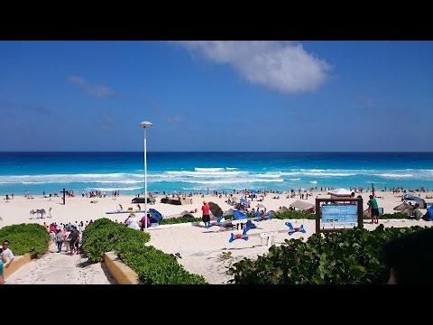 Playa Delfines - Cancún Mexico 2016 HD
