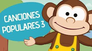 Canciones infantiles populares 3 | Compilado de 30 minutos | Toobys