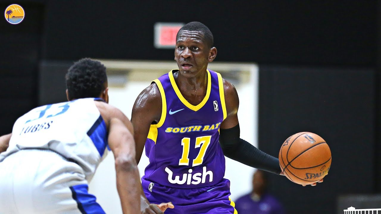 394400c05 Isaac Bonga records another 20-point effort in the G League
